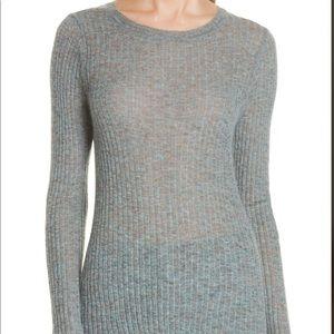 Rag&Bone mohair and wool stretchy long sleeve